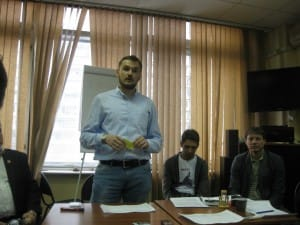 Андрей - Молодежь за трезвую столицу
