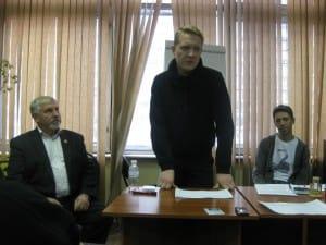 """Мишин Антон - координатор """"Общее Дело"""" в г. Егорьевск"""