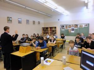 Презентация Общего Дела в шк.93 в 9Б кл. г.Железногорска Красноярского края