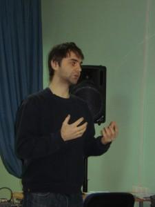 Кирилл Корицкий, лектор , г. екатеринбург