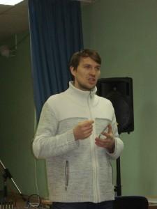 Александр Голубев, лектор, г. Екатеринбург