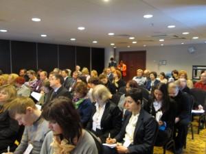 В СПБ состоялась конференция «Потерянные годы потенциальной жизни»