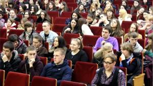 Программа в университете СПбГТЭУ