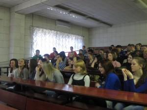 в Санкт-Петербургском торгово-экономическом колледже питания