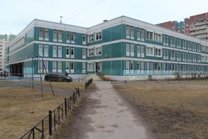 школа №599 Санкт-Петербурга