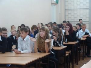 Завершающий концер для учеников школы 23 Кострома, Трезвый десант, Общее дело