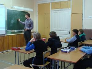 Общее дело школа 11 города Костромы Тихомиров Сергей