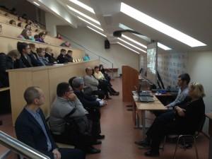Общее дело Института мировой экономики и информатизации, город Москва, Я.В. Ковалевский.