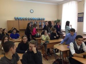 Общее дело школа №707 города Москвы Ярослав Ковалевский