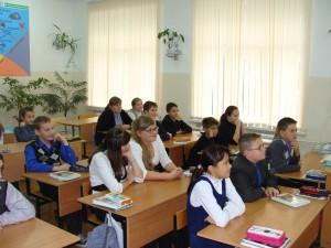 Общее дело Трезвый десант Школа 13 город Кострома