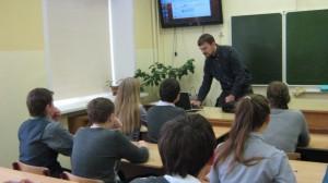Общее дело Кострома школа №3 Тихомиров Сергей