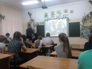 Общее дело Трезвый десант Школа 13 город Кострома Тихомиров Сергей
