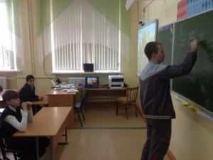 Общее дело Трезвый десант Школа 13 город Кострома Александров Павел