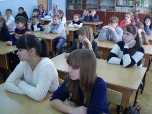 Общее дело в Котовской школе Николай Юсупов
