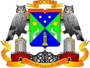 ЮЗАО герб