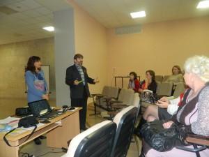 Презентация проекта Общее дело в Ульяносвкой области