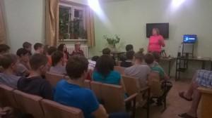 Общее дело в Кстовском нефтяном техникуме Кузнецова Татьяна