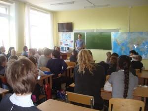 Общее дело Трезвый десант школа №5 города Костромы Горский Константин