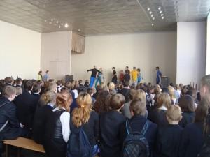 Общее дело Трезвый десант школа №5 города Костромы Свои люди