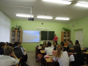 Общее дело школа №2 города Волгореченска Александр Касс