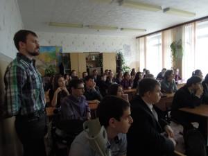 Общее дело школа №2 города Волгореченска Тихомиров Сергей