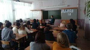 Общее дело в школе №32 города Волжский