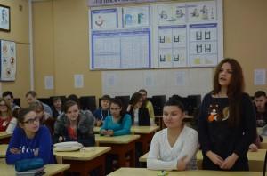Общее дело в школах города Шахунья Нижегородской области