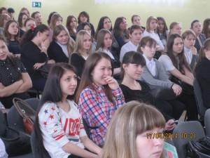 Общее дело в школе №6 города Нефтекамска Ильнур Шавалиев