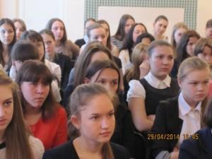 Общее дело в школе №2 города Нефтекамска Ильнур Шавалиев