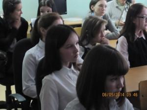 Общее дело в школе села Ташкиново Ильнур Шавалиев