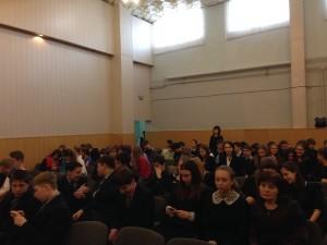 Общее дело в школах города Саранск Республики Мордовия