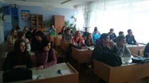 Общее дело в школе №32 города Волжского Волгоградской области