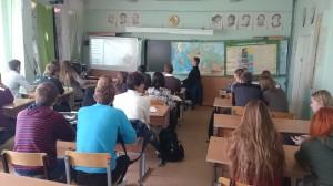 Общее дело в школе №32 города Волжский Волгоградской области