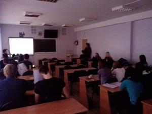 Общее дело в школе №17 города Волжский Волгоградской области Семенов Вадим