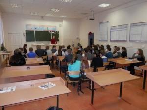 Общее дело в Школе №10 города Костромы Павел Александров