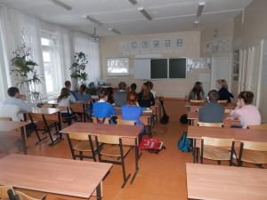 Общее дело в Школе №10 города Костромы