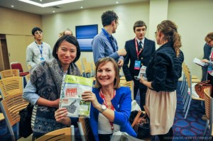 Участие во втором Петербургском международном молодежном форуме