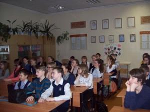 Общее дело в гимназии им. Островского города Кинешмы Андрей Тараканов