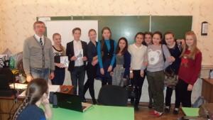 Общее дело в Школе №4 Великого Устюга Вологодской области  Меркурьев Дмитрий