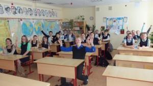 Общее дело в МОУ «Гимназия» города Великий Устюг  Меркурьев Дмитрий Сергеевич