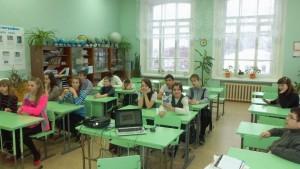 Общее дело в школе №11 города Великий Устюг Меркурьев Дмитрий Сергеевич