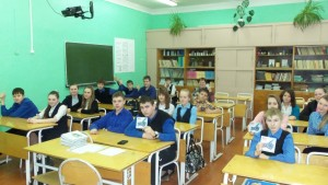 Общее дело в в школе №2 города Великий Устюг Вологодской области Меркурьев Дмитрий Сергеевич