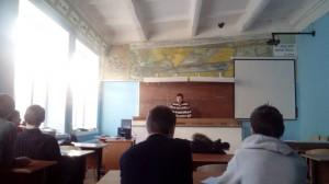 Общее дело в Костромском энергетическом техникуме Тихомиров Сергей