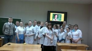 Общее дело в Великоустюгском медицинском техникуме имени Н.П. Бычихина Меркурьев Дмитрий Сергеевич