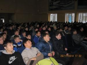 Общее дело в Машиностроительном колледже города Нефтекамск республики Башкортостан Ильнур Шавалиев