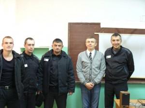 Общее дело в исправительной колонии №3 Великого Устюга Меркурьев Дмитрий Сергеевич