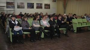 Общее дело на родительском собрании в школе №30 городе Волжский Волгоградской области Семенов Вадим