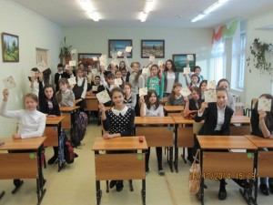 Общее дело в Башкирской гимназии города Агидель республики Башкортостан Ильнур Шавалиев