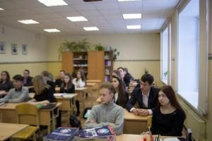 Общее дело в гимназии №33 города Костромы