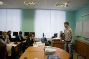 Общее дело в гимназии №33 города Костромы Жуков Роман